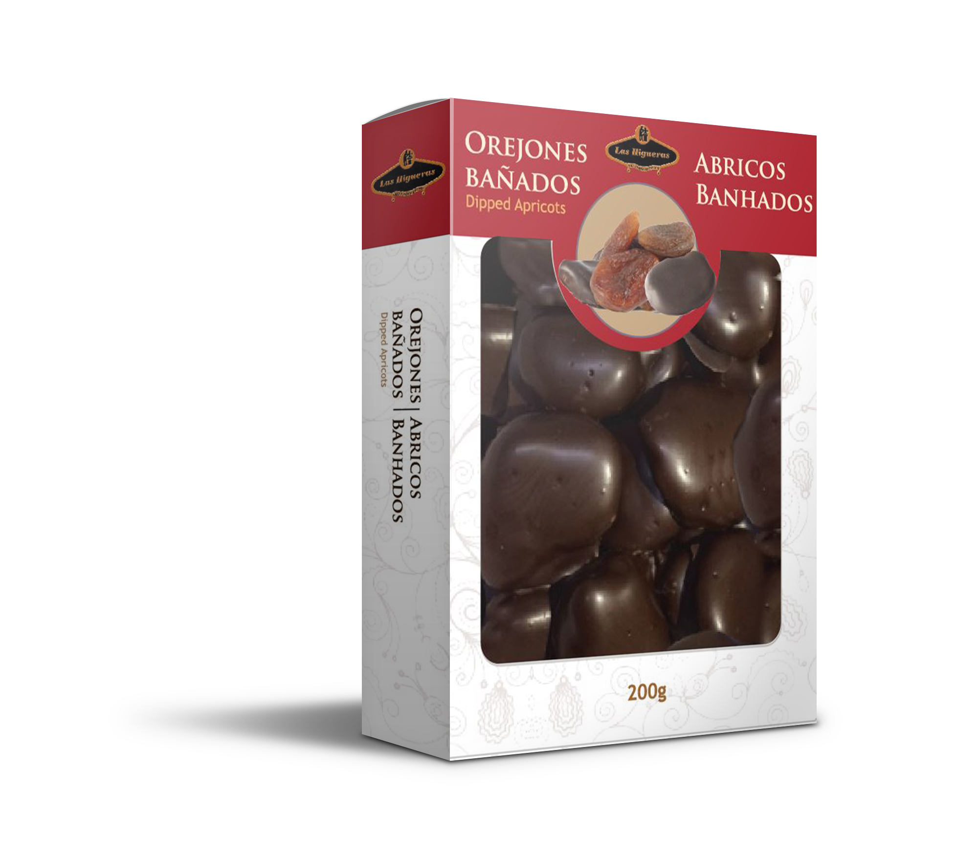 Fruit Fusion Caise in ciocolata 200g