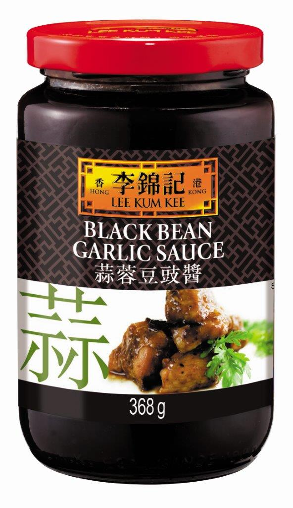 Sos Black Bean Garlic 368g